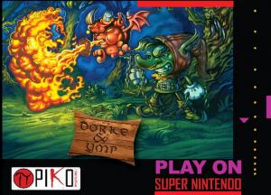 Echanger le jeu Dorke and Ymp  sur SUPER NES