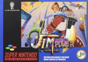Echanger le jeu Jim Power  sur SUPER NES