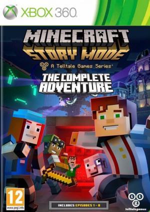 Echanger le jeu Minecraft Story Mode - L'aventure Complete sur Xbox 360