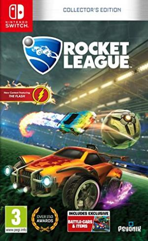 Echanger le jeu Rocket League - Edition Collector sur Switch