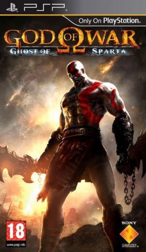 Echanger le jeu God of war, Ghost of Sparta sur PSP