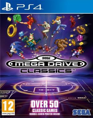 Echanger le jeu Sega Mega Drive Classics sur PS4