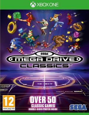 Echanger le jeu Sega Mega Drive Classics sur Xbox One