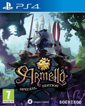 Echanger le jeu Armello - Special Edition sur PS4