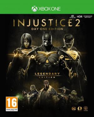 Echanger le jeu INJUSTICE 2 - Legendary Edition sur Xbox One