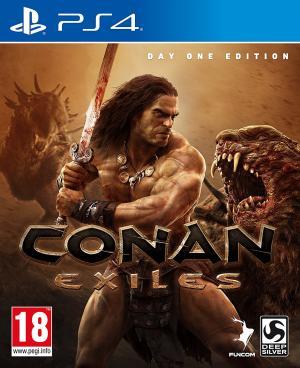 Echanger le jeu Conan Exiles sur PS4