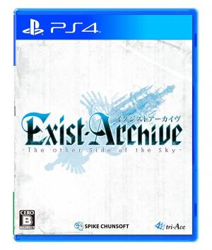 Echanger le jeu EXIST ARCHIVE The Other Side of the Sky    JAPAN sur PS4