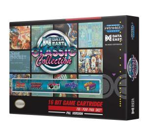 Echanger le jeu Data East Classic Collection sur SUPER NES