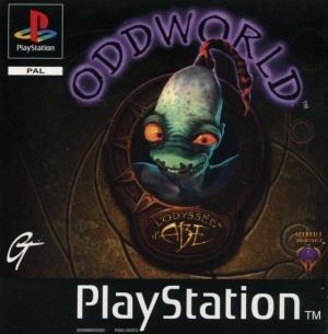 Echanger le jeu Oddworld  sur PS1