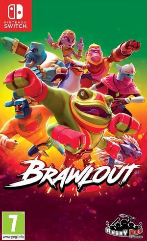 Echanger le jeu Brawlout sur Switch