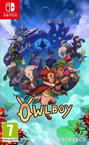 Echanger le jeu Owlboy sur Switch