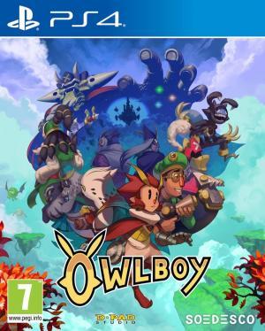 Echanger le jeu Owlboy sur PS4