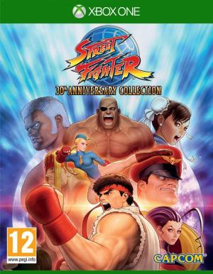 Echanger le jeu Street Fighter 30th Anniversary Collection sur Xbox One
