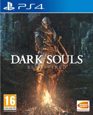 Echanger le jeu Dark Souls Remastered sur PS4