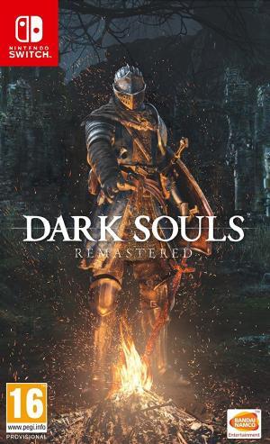 Echanger le jeu Dark Souls Remastered sur Switch