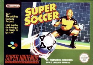 Echanger le jeu Super Soccer sur SUPER NES