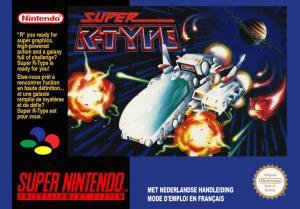 Echanger le jeu Super R-Type sur SUPER NES