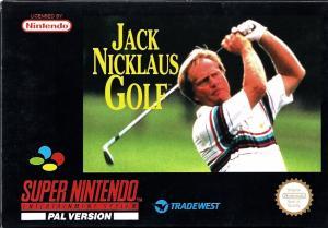 Echanger le jeu Jack Nicklaus Golf  sur SUPER NES