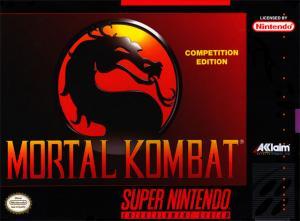 Echanger le jeu Mortal Kombat sur SUPER NES