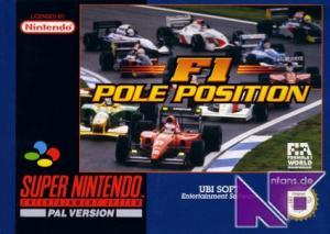 Echanger le jeu F1 Pole Position sur SUPER NES