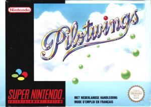 Echanger le jeu Pilotwings sur SUPER NES