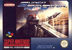 Echanger le jeu  Super Air Diver sur SUPER NES