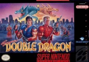 Echanger le jeu SUPER DOUBLE DRAGON sur SUPER NES
