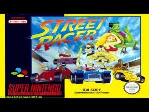 Echanger le jeu Street Racer sur SUPER NES