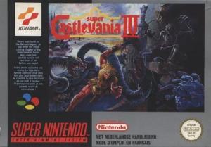 Echanger le jeu Super Castlevania IV sur SUPER NES