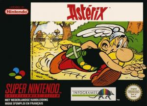 Echanger le jeu Asterix sur SUPER NES