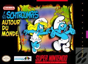 Echanger le jeu Les Schtroumpfs Autour Du Monde sur SUPER NES