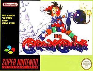Echanger le jeu Kid Clown In Crazy Chase sur SUPER NES