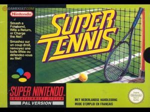 Echanger le jeu Super Tennis sur SUPER NES