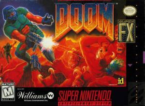Echanger le jeu Doom sur SUPER NES