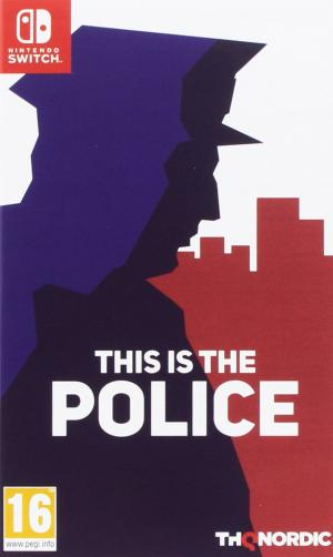 Echanger le jeu This is the Police sur Switch