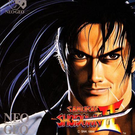 Echanger le jeu SAMURAI SPIRITS 2  (import Japonais) sur NEO GEO CD