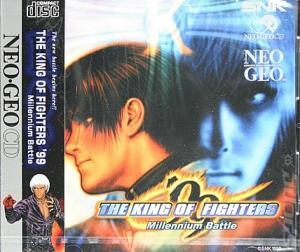 Echanger le jeu The king of fighters 99         (import Japonais) sur NEO GEO CD