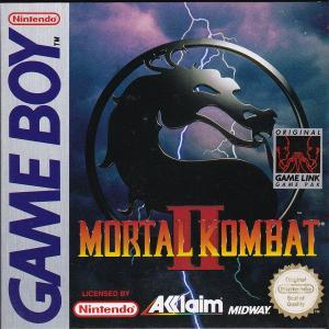 Echanger le jeu Mortal Kombat II sur GAMEBOY