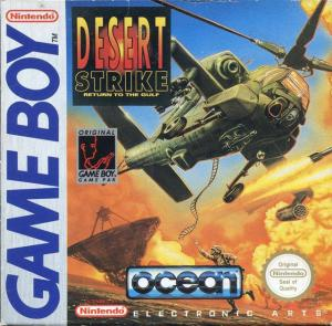 Echanger le jeu Desert Strike   Return to the gulf   sur GAMEBOY