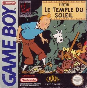 Echanger le jeu Tintin : Le Temple du Soleil sur GAMEBOY