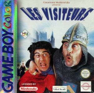 Echanger le jeu Les Visiteurs sur GAMEBOY