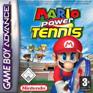 Echanger le jeu Mario Power Tennis sur GBA