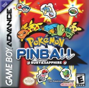 Echanger le jeu Pokemon pinball sur GBA