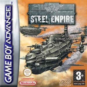 Echanger le jeu Steel Empire  sur GBA