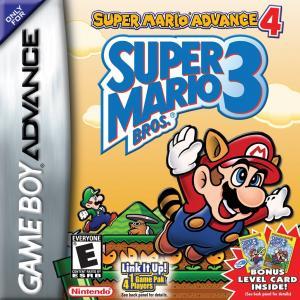 Echanger le jeu Super Mario Advance 4 : Super Mario Bros 3 sur GBA