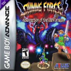 Echanger le jeu Shining Force: Resurrection of the Dark Dragon sur GBA