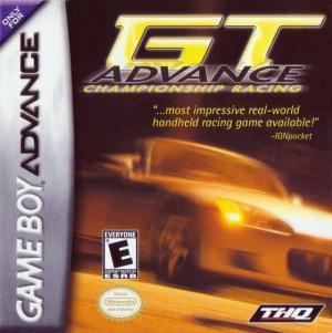Echanger le jeu GT Advance sur GBA