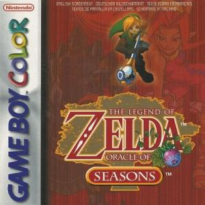 Echanger le jeu The Legend of Zelda: Oracle of Seasons sur GAMEBOY