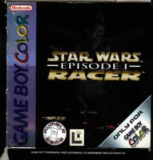 Echanger le jeu Star Wars Episode 1 : Racer sur GAMEBOY