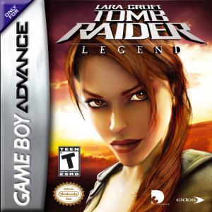 Echanger le jeu Tomb Raider: Legend sur GBA